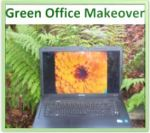 Home Green Office Icon